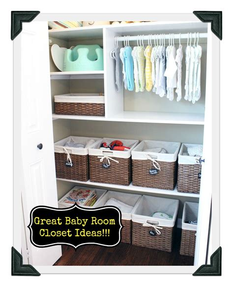 baby room organization ideas nursery closet organization baby room ideas