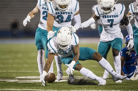 Coastal Carolina Football: 3 takeaways from win over App ...