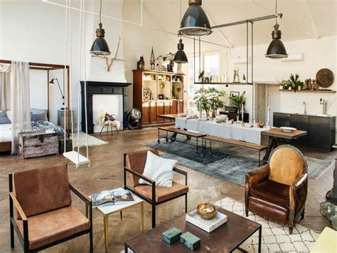 Vintage Stil Möbel by Wohnungseinrichtungen Im Vintage Stil Innendesign M 246 Bel