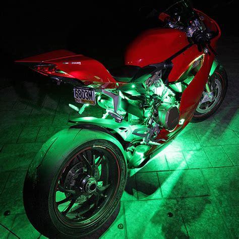 Led Motorcycle Lights by Motorcycle Led Light Kits Mysportbikemods