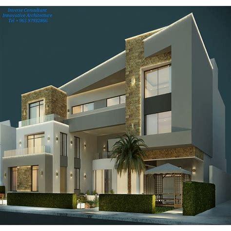 private villa concept designed  inverse architecture