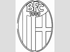 Bologna FC 1909 logo coloring page Coloring pages