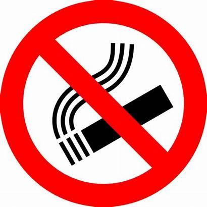 Smoking Sign Clip Clipart Clker Vector