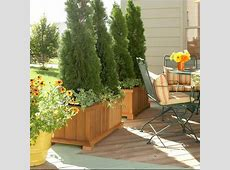 Outdoor Privacy Solution Tips & Ideas Cozy Private Areas