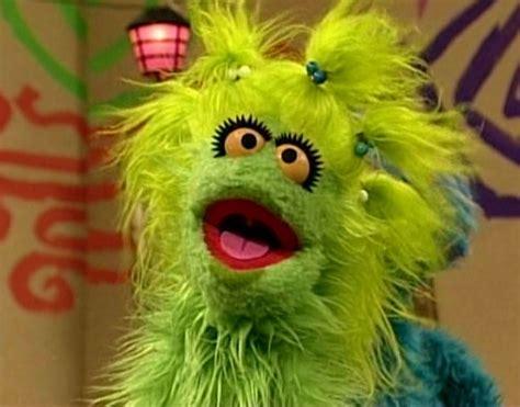 Tv Sesame Street Phoebe