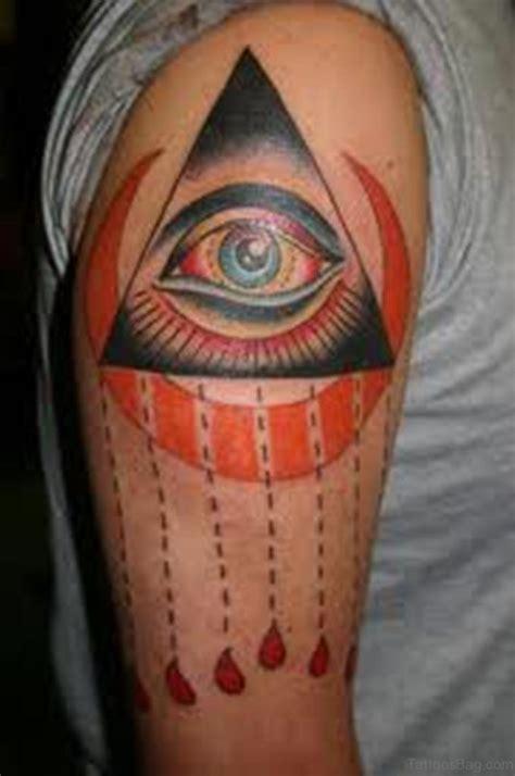 superb eye tattoos  shoulder