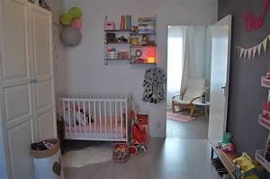 Chambre Ikea Enfant : decoration chambre bebe fille ikea visuel 2 ~ Teatrodelosmanantiales.com Idées de Décoration