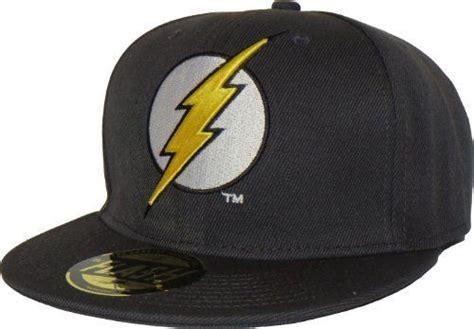 Dc Comics The Flash Logo Grey Snapback Cap Price