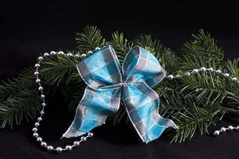 edle schleifen f 252 r den weihnachtsbaum christbaumschmuck