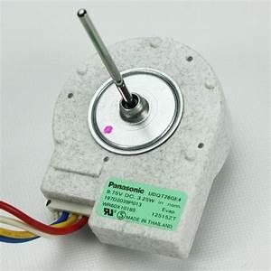 Ge Wr60x10185 Refrigerator  Freezer Dc Evaporator Fan Motor