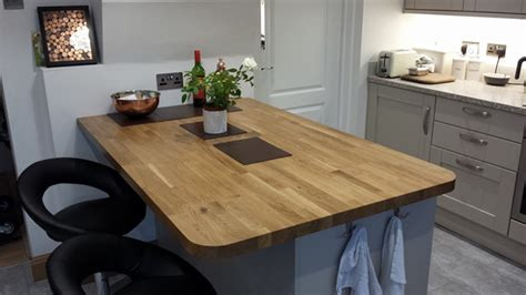 kitchen table size breakfast bars laminate worktops and wood work surfaces