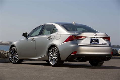 2017 Lexus Is Reviews And Rating  Motor Trend