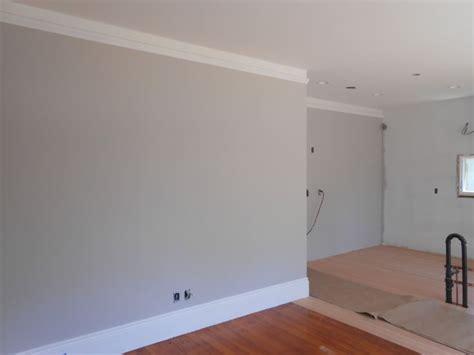 Benjamin Moore Nimbus On Walls, Bm Simply White On All