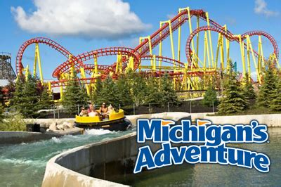 Michigan's Adventure: Tribute to the Armed ForcesVisit ...