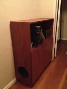15 Best Diy Litter Box Solutions Images On Pinterest Cat