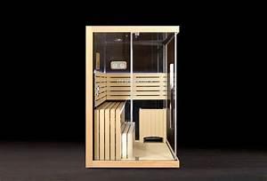 salle de bain douche hammam pradas douche hammam de With salle de bain avec sauna