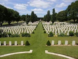U00c9coivres Military Cemetery  Pas De Calais  France