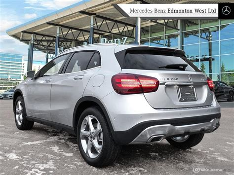 Pricing and which one to buy. New 2020 Mercedes Benz GLA 250 4MATIC - Navigation SUV in Edmonton, Alberta