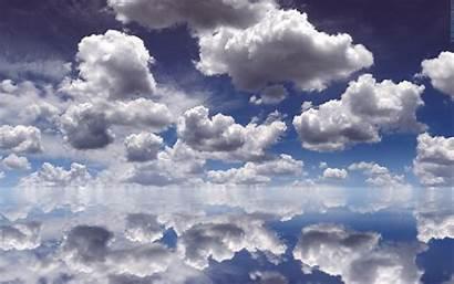 Sky Cloud Wallpapers Clouds Desktop Cloudy Amazing