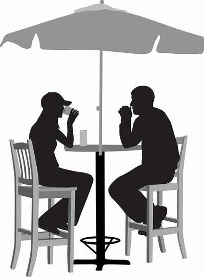 Patio Cafe Vector Date Clip Illustrations Istock