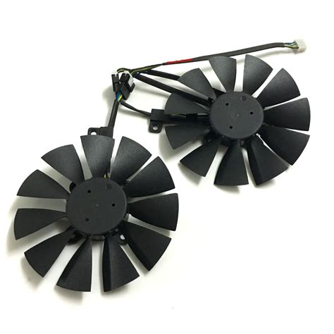 big lots fans on sale 2pcs vga gpu cooler gtx 1070 1060 graphics card fan for