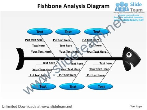 best 25+ ideas about fishbone diagram template | find what you'll love, Modern powerpoint