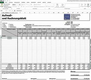 Rechnung Elektriker : mobiles aufma programm f r excel streit datentechnik ~ Themetempest.com Abrechnung