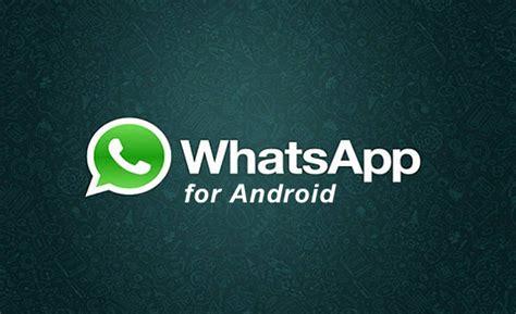 whatsapp android descargar whatsapp android gu 237 a para instalar whatsapp