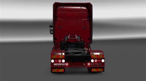 rjls scania accessories  mole tuning mod euro truck