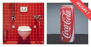 Hartnäckige Verschmutzung Toilette : kippt cola in eure toilette und sie wird blitzblank ~ Frokenaadalensverden.com Haus und Dekorationen