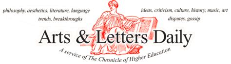 arts and letters daily new arts and letters daily cover letter exles 29481