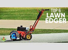 6 Best Lawn Edger Electric and Gas Review & Buyer's Guide