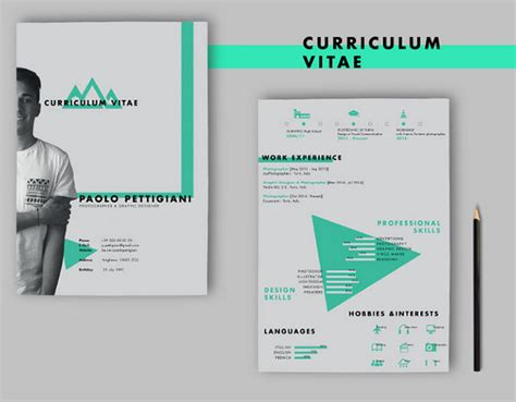10 best free resume cv design templates in ai mockup