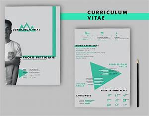 10 best free resume cv design templates in ai mockup With curriculum vitae design template