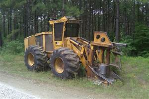 forestry equipment | Jesse Sewell