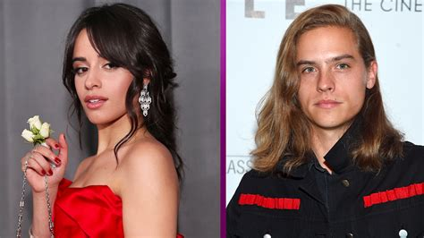 Camila Cabello Dylan Sprouse Snap Mysterious Selfie