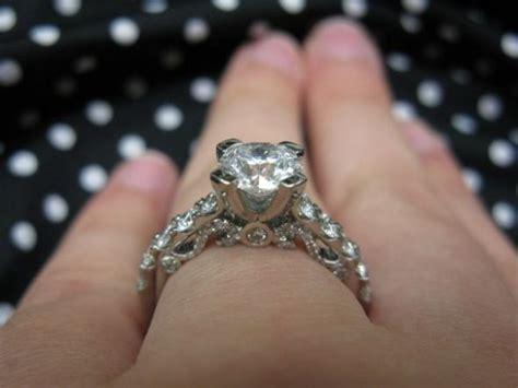 my verragio engagement ring weddingbee