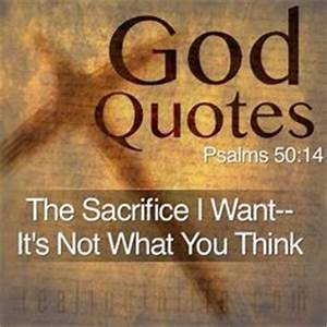 Information About Sacrifice Quotes Bible Yousenseinfo