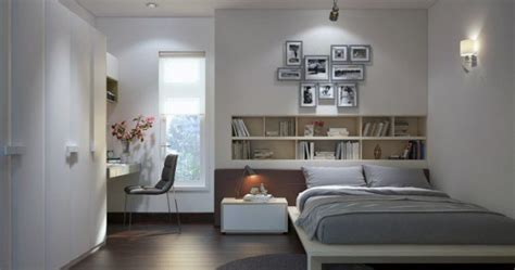 practical bedroom workspace ideas  small homes
