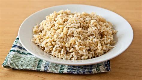 healthiest types  rice