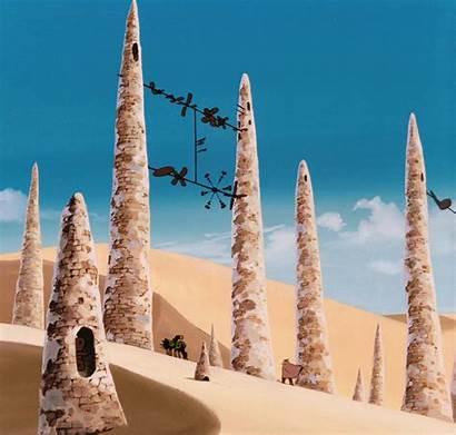 Ghibli Studio Wallpapers Hayao Miyazaki Wind Valley