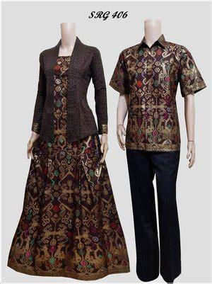 jual baju batik couple setelan rok  blus kebaya