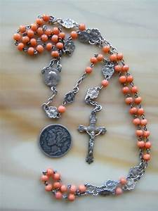 Collecting Antique Rosaries  Coral Rosaries Antique And Modern