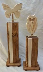 Säulen Aus Holz : k nigliches geschenk aus zirben holz zum geburtstag holzarbeiten holz s ulen holz ideen und ~ Orissabook.com Haus und Dekorationen