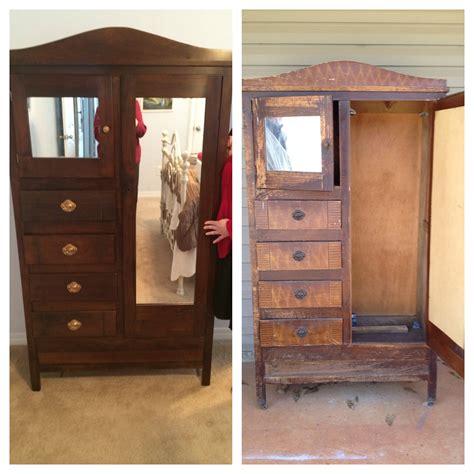 furniture antique furniture  chifferobe   home