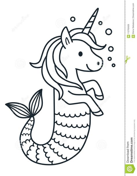 unicorn coloring pages printable coloring pages  kids