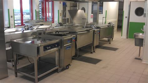 cuisine centrale cuisine centrale froid equipement service