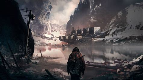 Post Apocalyptic Wallpapers 1920x1080 Post Apocalyptic Site Wallpaper Fantasy Wallpapers 26765