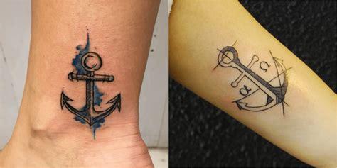 Tatouage Ancre  Tout Ce Qu'il Faut Savoir Sur Le Symbole