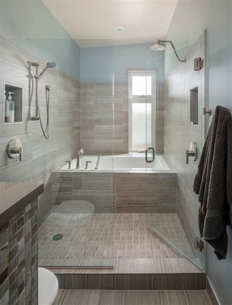 Sunset Hill Micromodern  Contemporary Bathroom